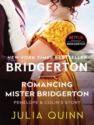 cover image of Romancing Mister Bridgerton (with 2nd Epilogue)